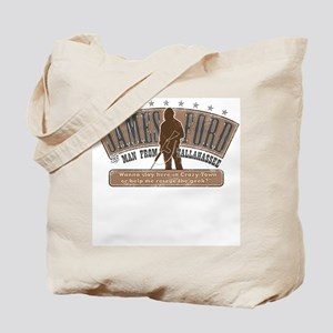 JAMES FORD Tote Bag