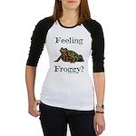 Feeling Froggy? Jr. Raglan