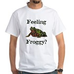 Feeling Froggy? White T-Shirt