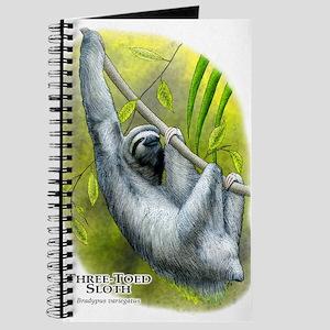 Three-Toed Sloth Journal