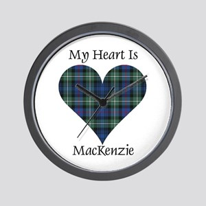 Heart-MacKenzie Wall Clock