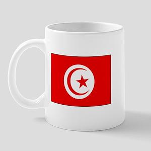 Cheer for Tunisia 's Soccer Team Mug