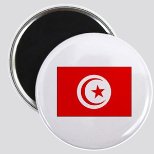 Cheer for Tunisia 's Soccer Team Magnet