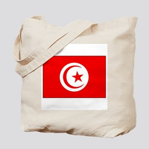 Cheer for Tunisia 's Soccer Team Tote Bag