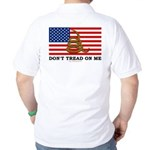 Don't Tread on Me Golf Shirt