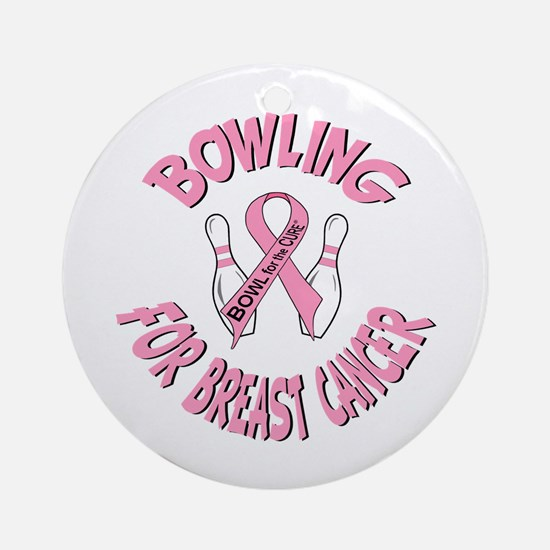 BOWL for the CURE Ornament (Round)