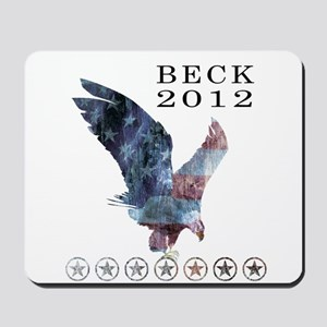 Glenn Beck 2012 Mousepad