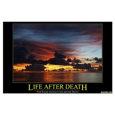 Life after Death Poster