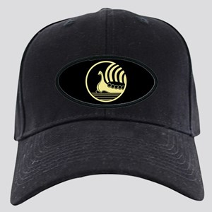 Norseman Yellow Black Cap