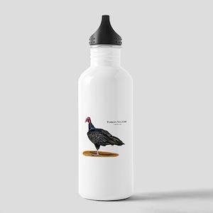 Turkey Vulture Stainless Water Bottle 1.0L