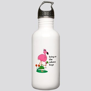 Flamingo Funny Stainless Water Bottle 1.0L