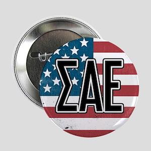 "Sigma Alpha Epsilon Flag 2.25"" Button (10 pack)"