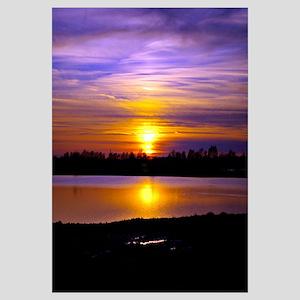 Delta Purple Sunset