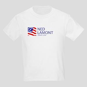 Ned Lamont Kids T Shirts Cafepress