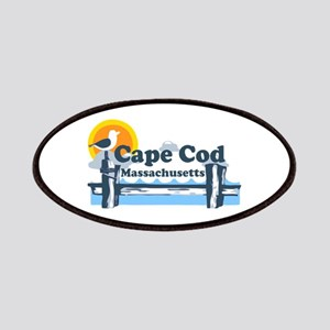 Cape Cod MA - Pier Design Patches