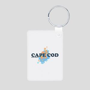 Cape Cod MA - Seashells Design Aluminum Photo Keyc