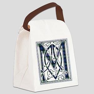 Monogram-MacKenzie Canvas Lunch Bag
