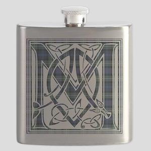 Monogram-MacKenzie Flask