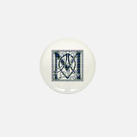 Monogram-MacKenzie Mini Button