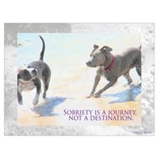 Sobriety Journey Photography Poster