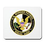 US Border Patrol SpAgnt  Mousepad