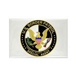 US Border Patrol SpAgnt Rectangle Magnet (100 pac