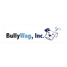 BullyWag, Inc. 21x7 Wall Peel