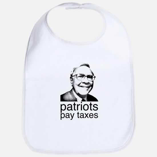 Warren Buffett Bib