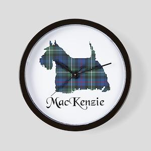 Terrier-MacKenzie Wall Clock