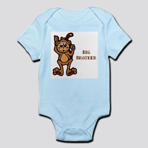 Big Brother Monkey Infant Creeper