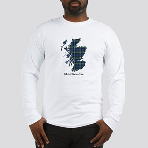 Map-MacKenzie Long Sleeve T-Shirt
