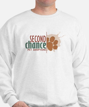Dog and cat non profit rescue group Sweatshirt