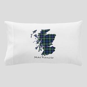 Map-MacKenzie Pillow Case
