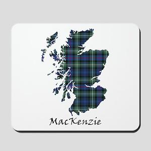 Map-MacKenzie Mousepad