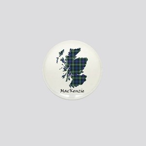 Map-MacKenzie Mini Button