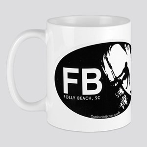 FB Short Boarder Mug