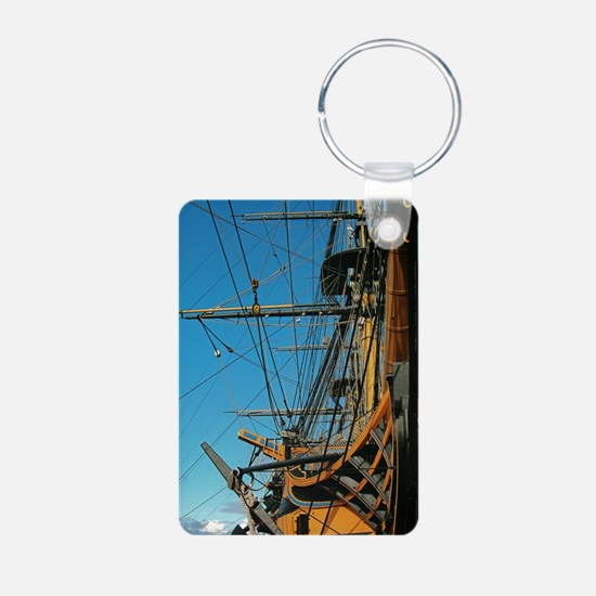 HMS Victory Keychains