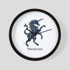 Unicorn-MacKenzie Wall Clock