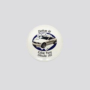 Ford Mustang GT Mini Button (10 pack)