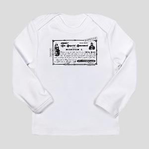 Bank Of Malaclypse Long Sleeve Infant T-Shirt