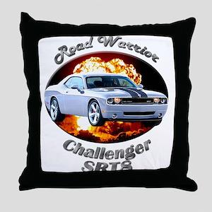 Dodge Challenger SRT8 Throw Pillow