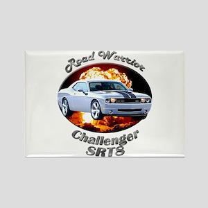 Dodge Challenger SRT8 Rectangle Magnet (10 pack)
