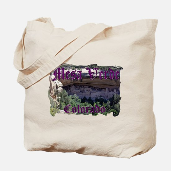 Mesa Verde Tote Bag