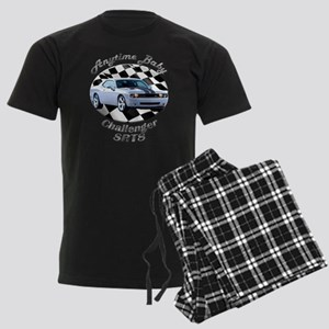 Dodge Challenger SRT8 Men's Dark Pajamas