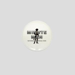 ABH Minute Man Mini Button