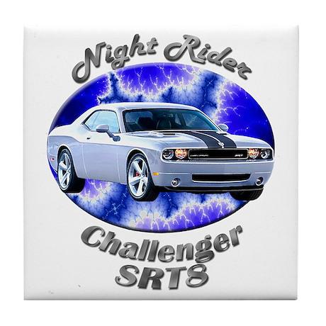 Dodge Challenger SRT8 Tile Coaster