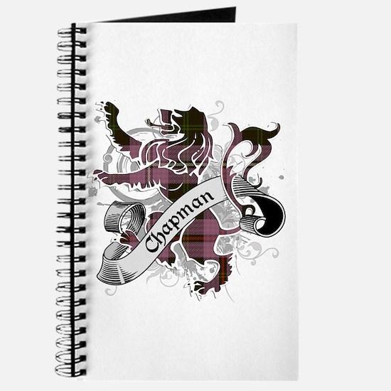 Chapman Tartan Lion Journal
