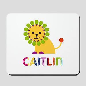 Caitlin the Lion Mousepad
