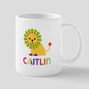 Caitlin the Lion Mug