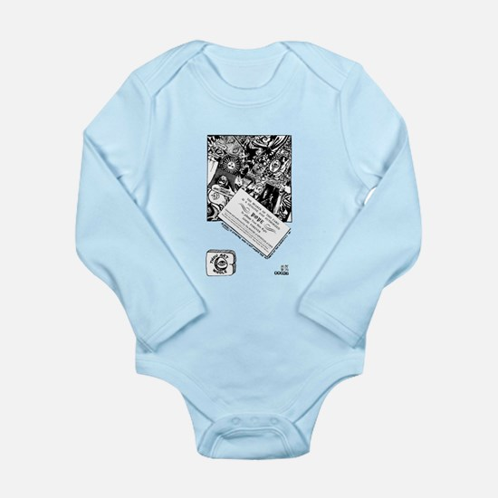 Page 36 The Pope Long Sleeve Infant Bodysuit